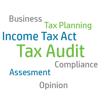 Tax Audits as per the Income Tax Act, 1961