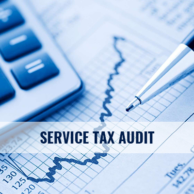 Service tax Audit